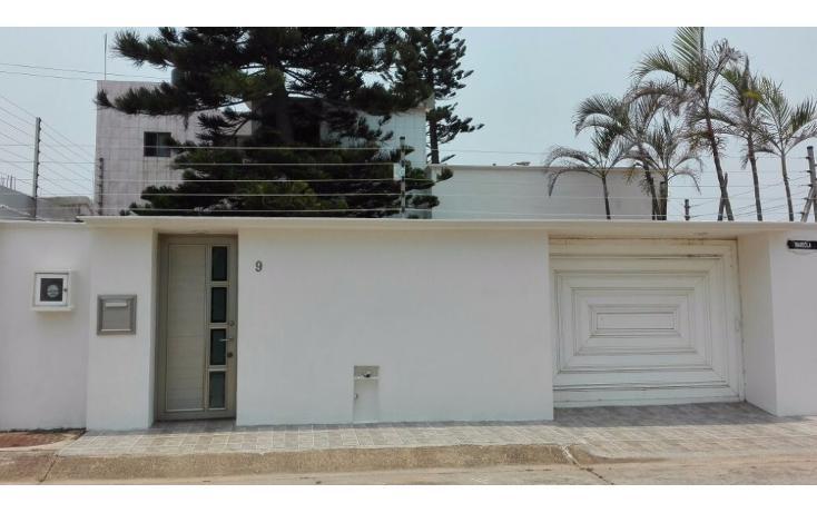 Foto de casa en venta en  , rabon grande, coatzacoalcos, veracruz de ignacio de la llave, 1911073 No. 01
