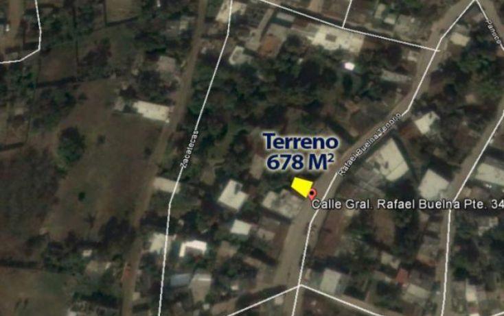 Foto de terreno habitacional en venta en rafael buelna, pablo de villavicencio, rosario, sinaloa, 1727144 no 06