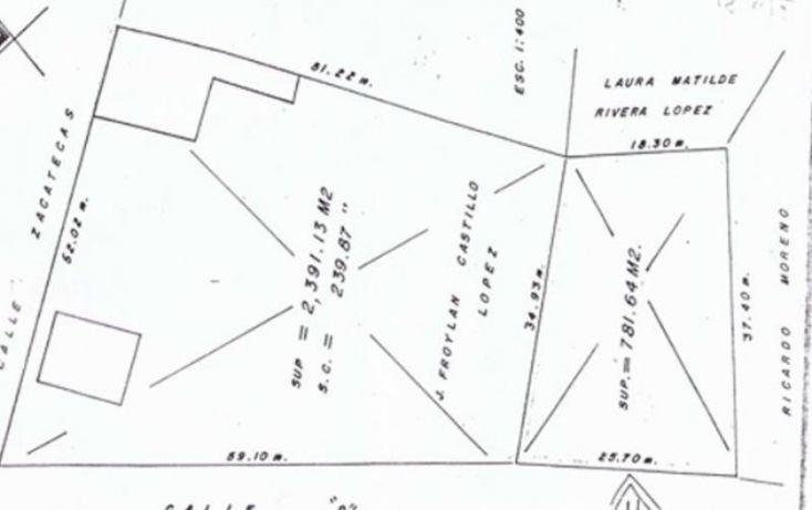Foto de terreno habitacional en venta en rafael buelna, pablo de villavicencio, rosario, sinaloa, 1727144 no 08