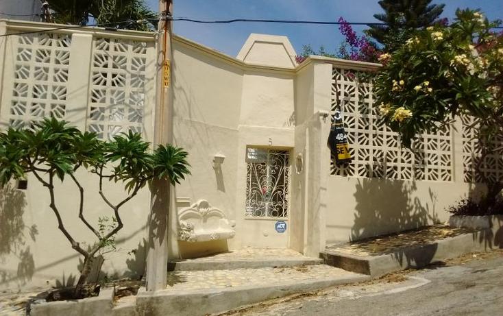Foto de casa en venta en rafael castelan 5, lomas de costa azul, acapulco de juárez, guerrero, 1934868 No. 01