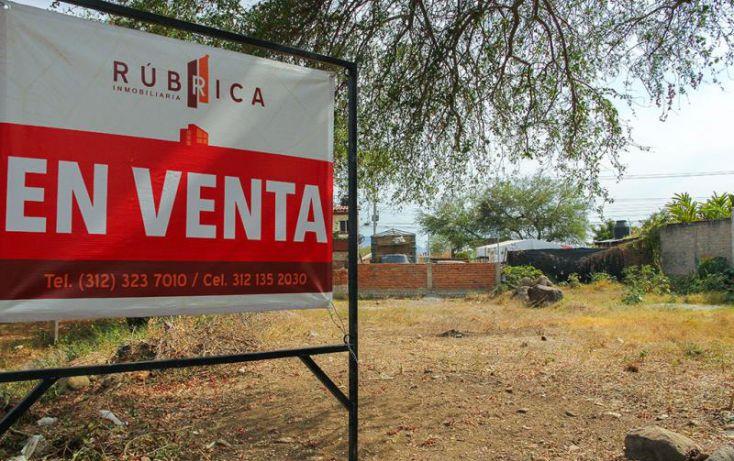 Foto de terreno habitacional en venta en rafael heredia 651, burócratas del estado, villa de álvarez, colima, 1823566 no 01