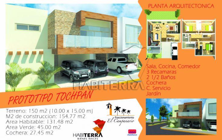 Foto de casa en venta en, rafael hernández ochoa, tuxpan, veracruz, 1850246 no 01