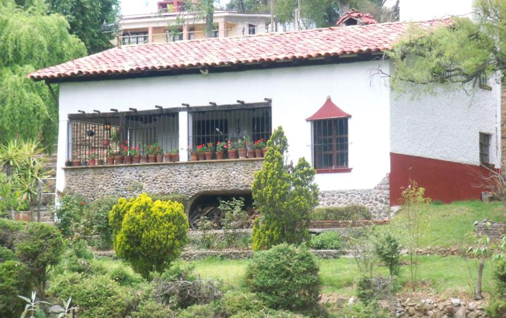 Foto de casa en venta en rafael vega nonumber, centro, tenango del valle, m?xico, 961283 No. 01