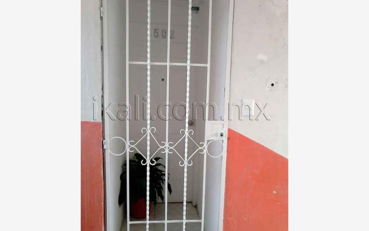 Foto de departamento en venta en rafael welman 502, el vergel, poza rica de hidalgo, veracruz de ignacio de la llave, 1545976 No. 01