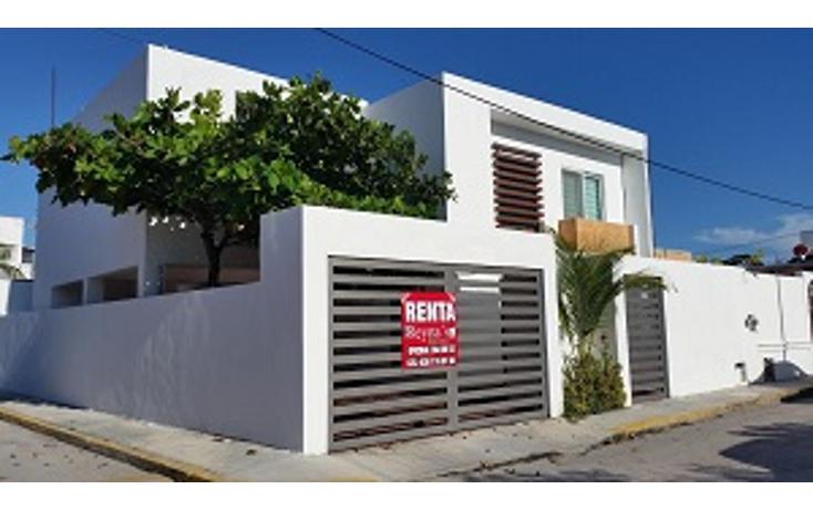 Foto de casa en renta en  , ra?ces, carmen, campeche, 1578488 No. 01