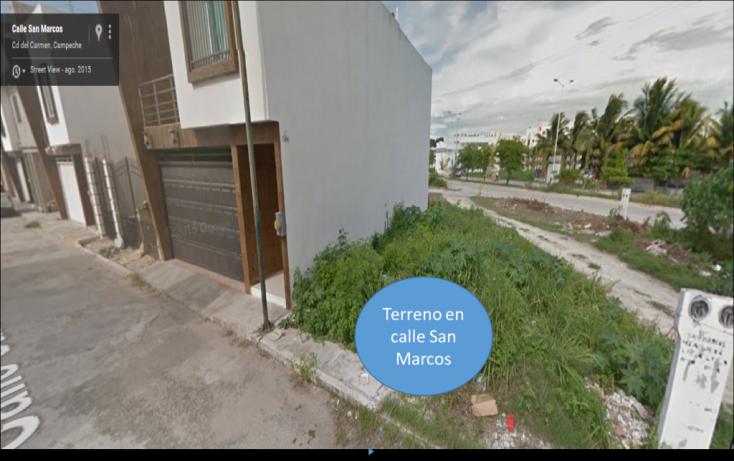 Foto de terreno habitacional en venta en, raíces, carmen, campeche, 1922848 no 01