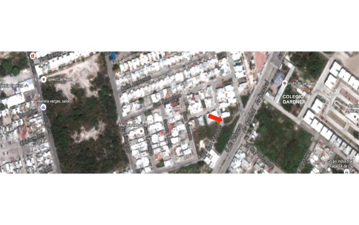 Foto de terreno habitacional en venta en  , ra?ces, carmen, campeche, 1922848 No. 02