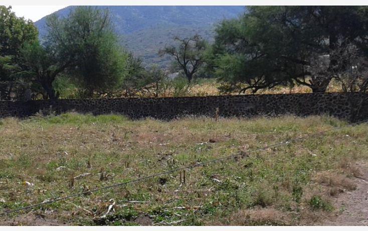 Foto de terreno habitacional en venta en ramon corona poniente 99, san cristóbal zapotitlán, jocotepec, jalisco, 1431485 no 03