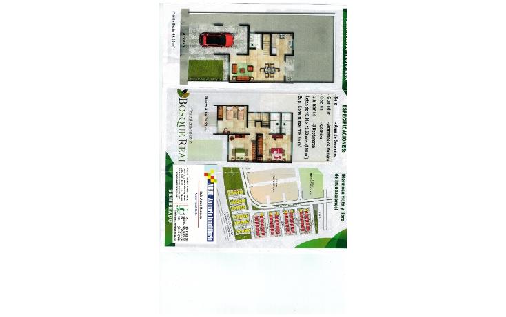Foto de casa en venta en  , ramón espínola blanco i ii y iii, campeche, campeche, 1073451 No. 01