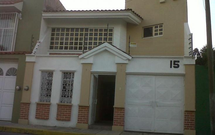Foto de casa en venta en ramón estrada 15, el carvario, zamora, michoacán de ocampo, 489966 no 01
