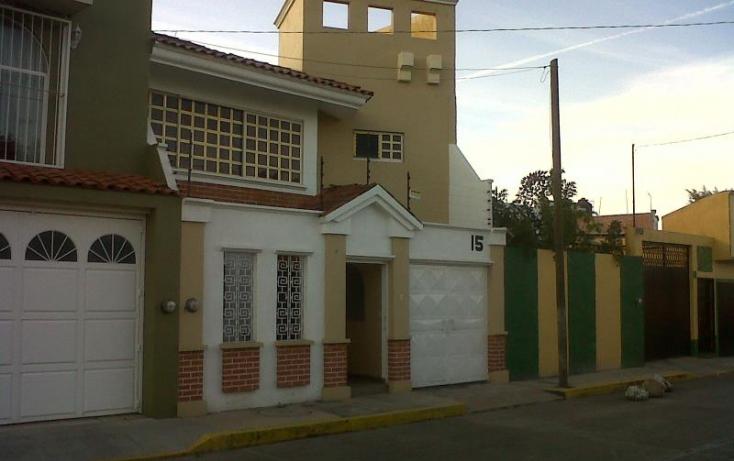 Foto de casa en venta en ramón estrada 15, el carvario, zamora, michoacán de ocampo, 489966 no 02