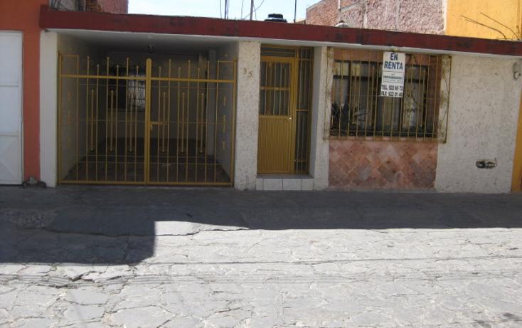 Foto de casa en renta en  , ramon lopez velarde, guadalupe, zacatecas, 1108659 No. 01