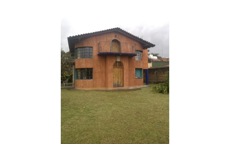Foto de casa en venta en ram?n montes sierra , ex-hacienda la soledad, santa mar?a atzompa, oaxaca, 448703 No. 01