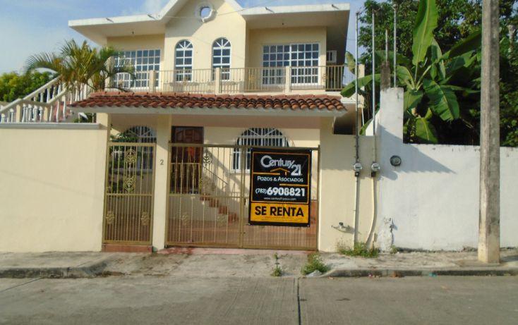 Foto de casa en condominio en renta en ramos millan, linda vista, tuxpan, veracruz, 1720996 no 01