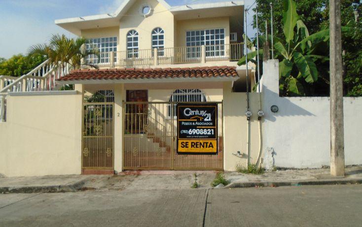 Foto de casa en condominio en renta en ramos millan, linda vista, tuxpan, veracruz, 1720996 no 02