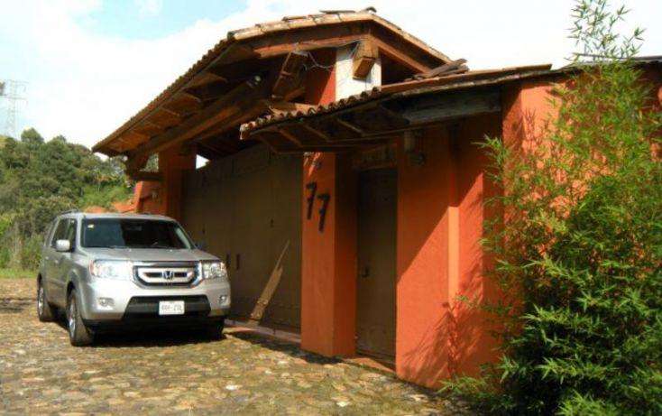 Foto de casa en venta en rampa de los peñaloza 77, san gaspar, valle de bravo, estado de méxico, 610953 no 05
