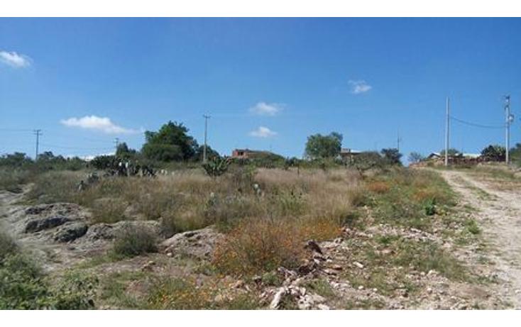 Foto de terreno habitacional en venta en rancheria mamithi 0, huichapan, huichapan, hidalgo, 2650902 No. 03