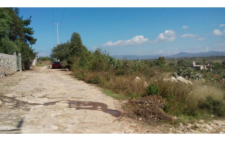 Foto de terreno habitacional en venta en rancheria mamithi 0, huichapan, huichapan, hidalgo, 2650902 No. 04