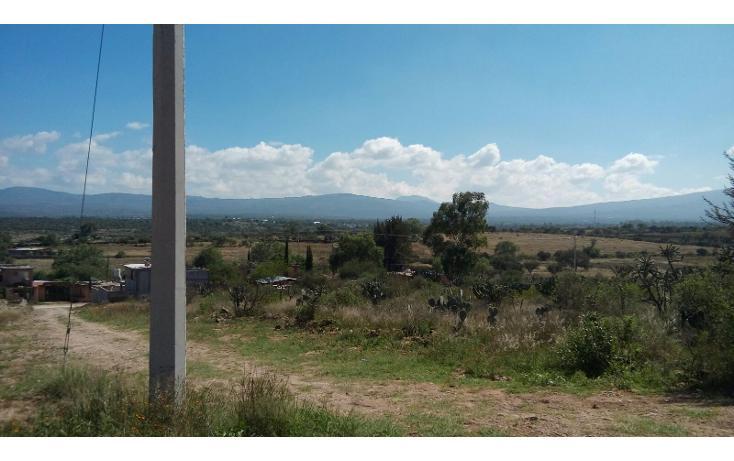 Foto de terreno habitacional en venta en rancheria mamithi 0, huichapan, huichapan, hidalgo, 2650902 No. 05