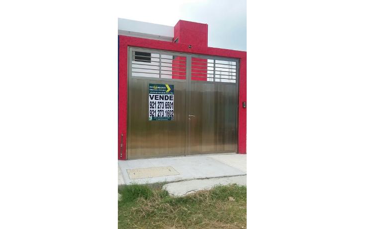 Foto de casa en venta en  , rancho alegre i, coatzacoalcos, veracruz de ignacio de la llave, 938501 No. 01