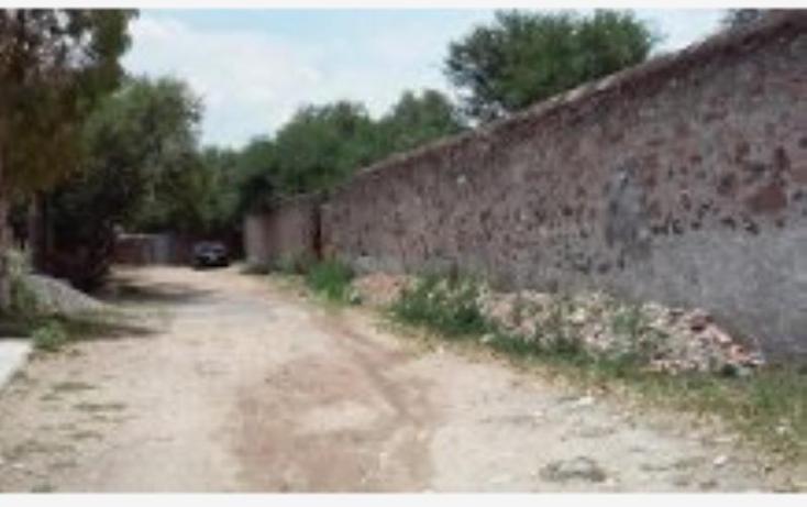 Foto de terreno habitacional en venta en  , rancho banthi, san juan del r?o, quer?taro, 1433091 No. 01