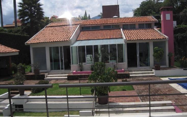 Foto de casa en venta en  , rancho cortes, cuernavaca, morelos, 1017643 No. 01