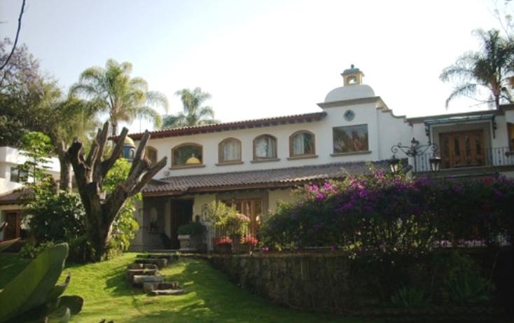 Foto de casa en venta en  , rancho cortes, cuernavaca, morelos, 1059265 No. 01