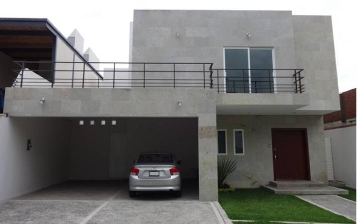 Foto de casa en venta en  , rancho cortes, cuernavaca, morelos, 1064095 No. 04