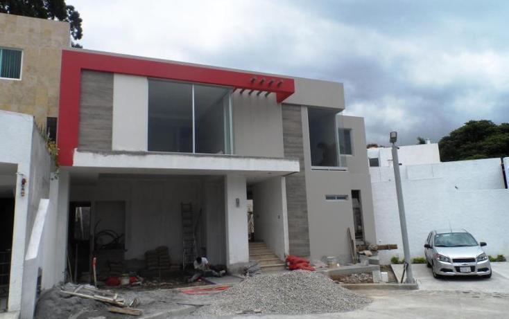 Foto de casa en venta en  , rancho cortes, cuernavaca, morelos, 1209519 No. 01