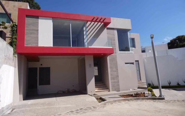 Foto de casa en venta en  , rancho cortes, cuernavaca, morelos, 1374301 No. 01