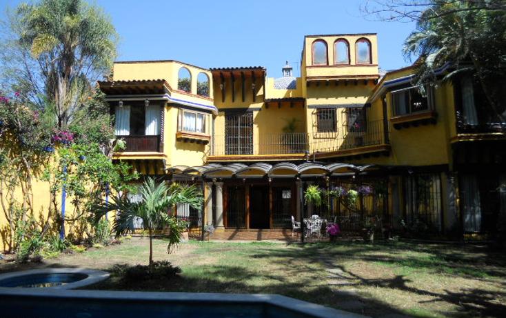 Foto de casa en venta en  , rancho cortes, cuernavaca, morelos, 1664726 No. 01