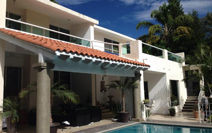 Foto de casa en venta en  , rancho cortes, cuernavaca, morelos, 1702850 No. 01