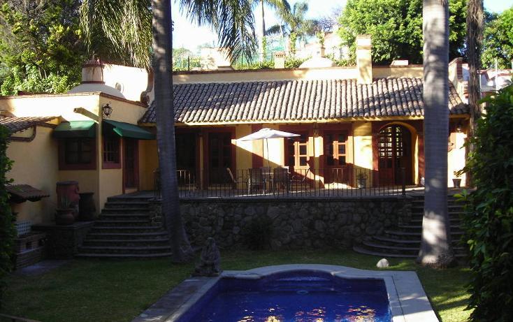 Foto de casa en venta en  , rancho cortes, cuernavaca, morelos, 1773048 No. 01