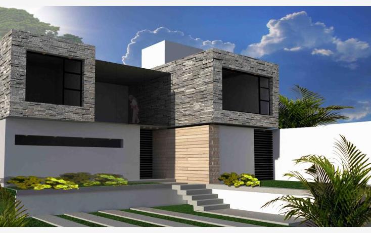 Foto de casa en venta en  , rancho cortes, cuernavaca, morelos, 1798410 No. 01