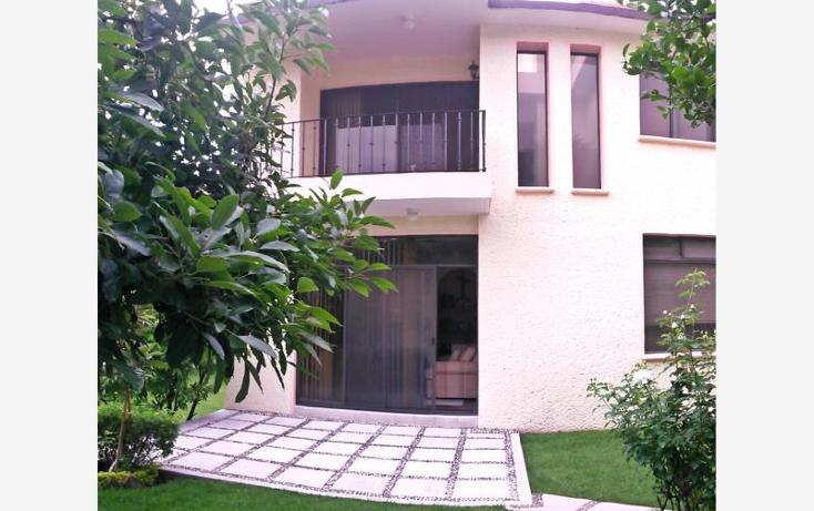 Foto de casa en venta en  , rancho cortes, cuernavaca, morelos, 1988206 No. 01