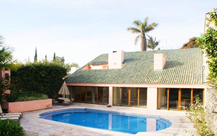 Foto de casa en venta en  , rancho cortes, cuernavaca, morelos, 385755 No. 01