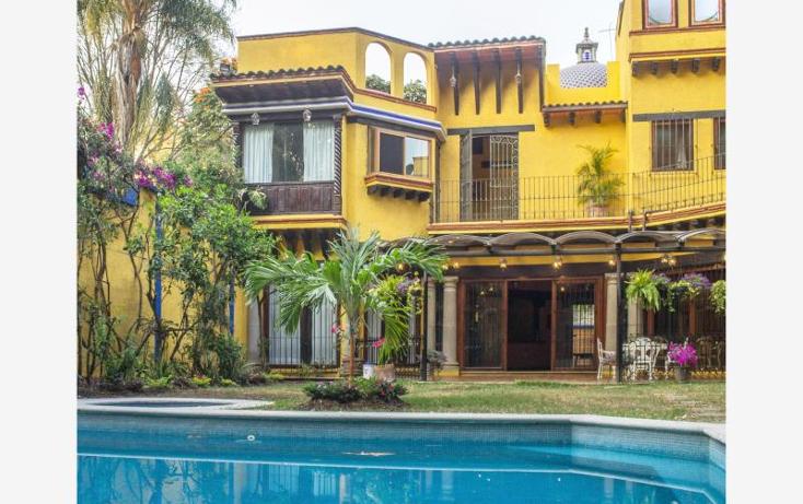 Foto de casa en venta en  , rancho cortes, cuernavaca, morelos, 425333 No. 01