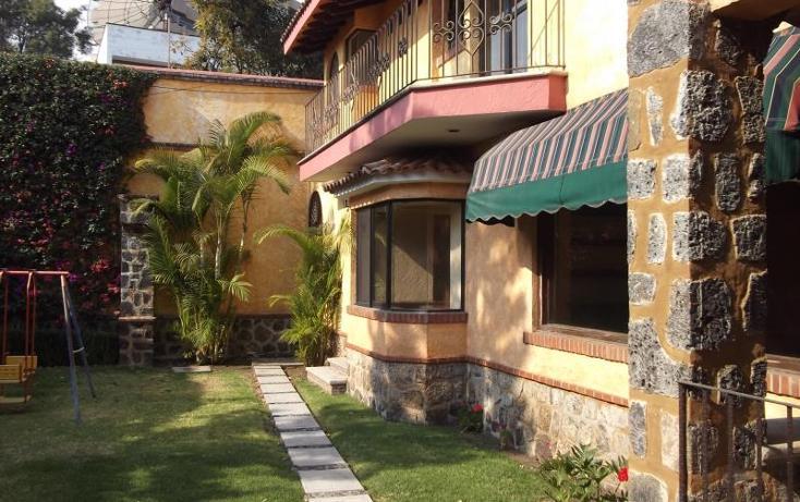 Foto de casa en venta en  , rancho cortes, cuernavaca, morelos, 504531 No. 01
