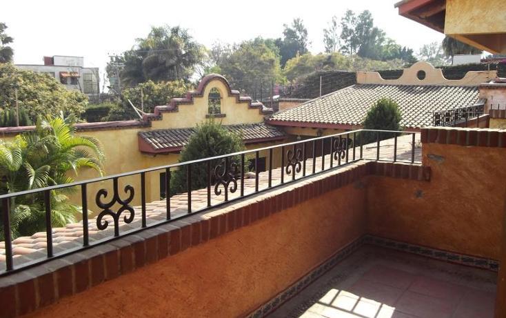 Foto de casa en venta en  , rancho cortes, cuernavaca, morelos, 504531 No. 23