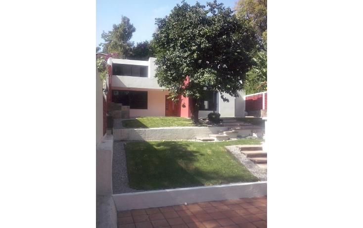 Foto de casa en venta en  , rancho cortes, cuernavaca, morelos, 944423 No. 01