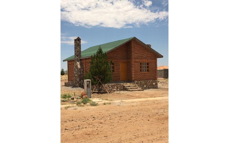 Foto de casa en venta en  , rancho de pe?a, santa isabel, chihuahua, 2017576 No. 01