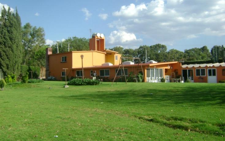 Foto de rancho en venta en rancho el refugio, san germán, san juan del río, querétaro, 405652 no 01