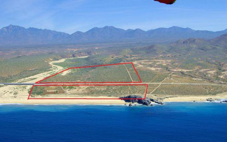 Foto de terreno habitacional en venta en rancho gaspareño, km 835 carr todos santos cabo san lucas 835, zona central, la paz, baja california sur, 1335373 no 03