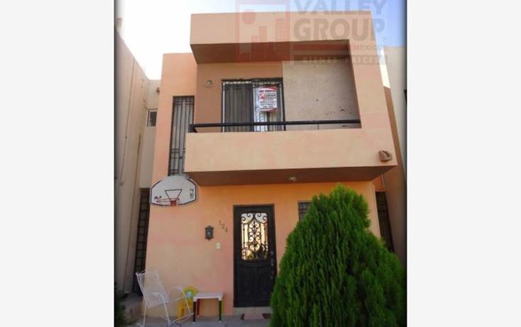 Foto de casa en venta en  , rancho grande, reynosa, tamaulipas, 606474 No. 01