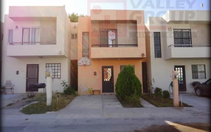 Foto de casa en venta en  , rancho grande, reynosa, tamaulipas, 606474 No. 02
