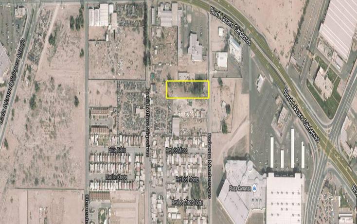 Foto de terreno comercial en venta en  , rancho la bodega, mexicali, baja california, 1207553 No. 01