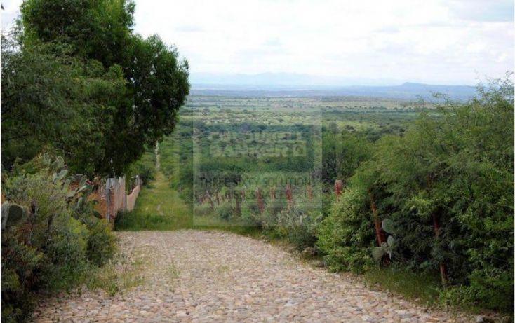 Foto de terreno habitacional en venta en rancho la mesita, san miguel de allende centro, san miguel de allende, guanajuato, 840847 no 03