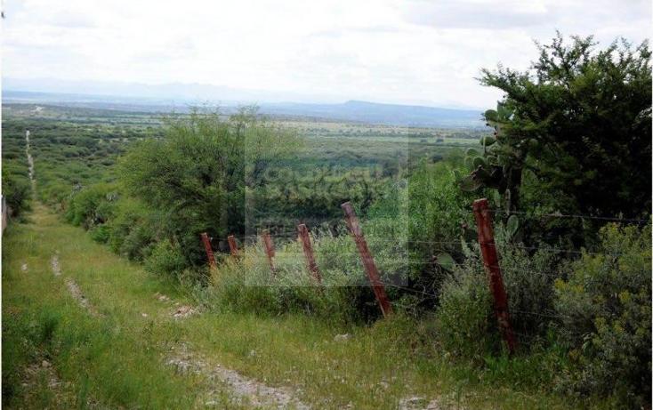 Foto de terreno habitacional en venta en rancho la mesita , san miguel de allende centro, san miguel de allende, guanajuato, 840847 No. 05