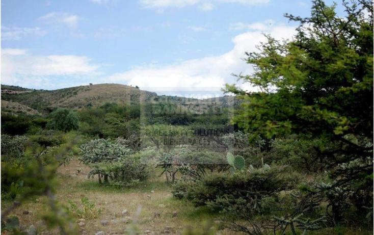 Foto de terreno habitacional en venta en rancho la mesita , san miguel de allende centro, san miguel de allende, guanajuato, 840847 No. 09