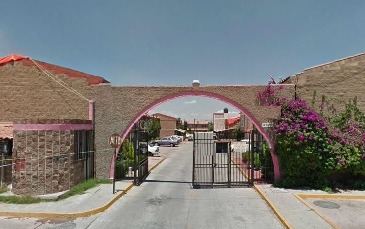 Foto de departamento en venta en  , rancho la palma 1a sección, coacalco de berriozábal, méxico, 704380 No. 01